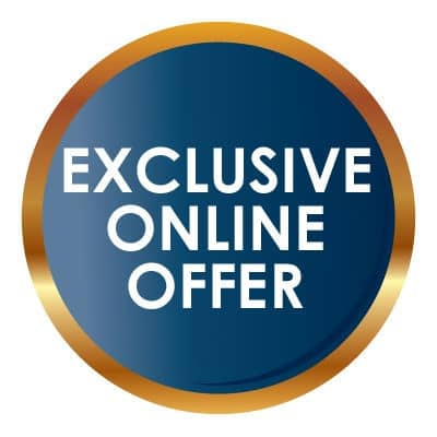 New! Exclusive Online Offers
