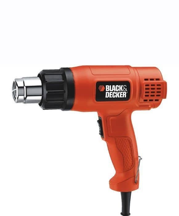 Picture of Black & Decker KX1650 HeatGun 1750W
