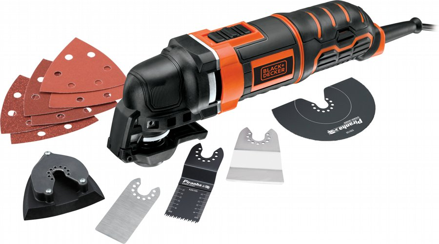 Picture of B&D MT300KA-GB Oscillating Multi-Tool 300W