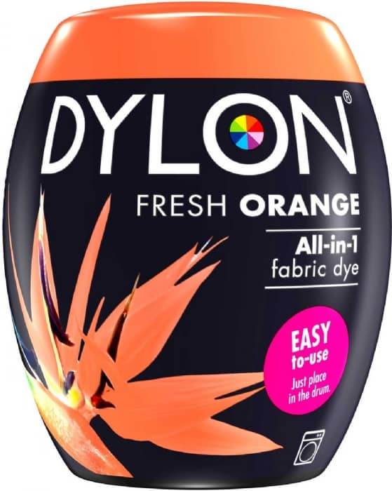 Picture of Dylon Machine Dye Pod Fresh Orange