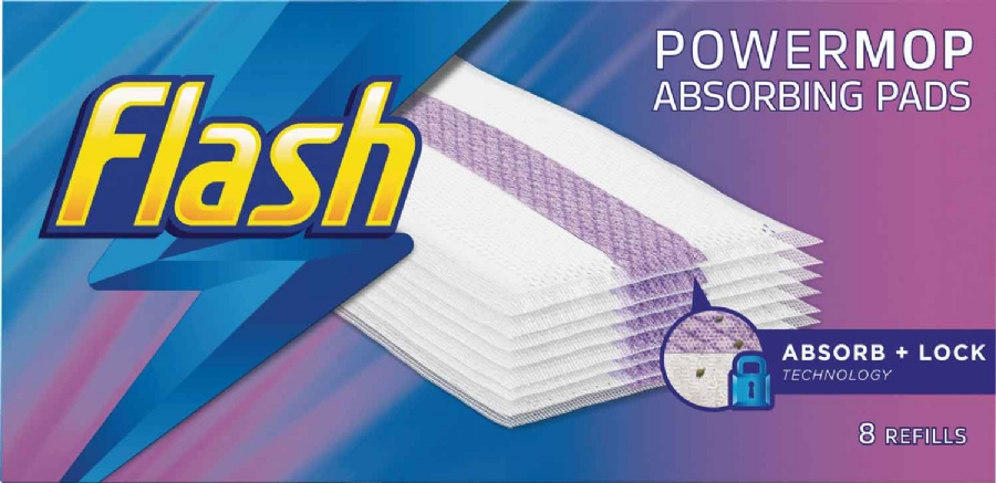 Picture of Flash 8pk Powermop Refill Pads