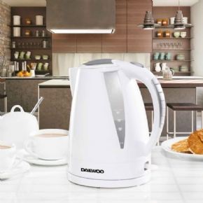 Picture of Daewoo SDA1751GE Jug Kettle White