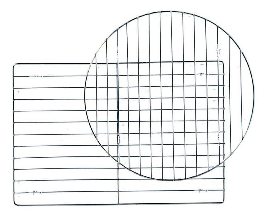 Picture of Chef Aid Oblong Cake Rack Small