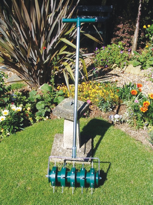 Picture of GreenKey Lawn Aerator