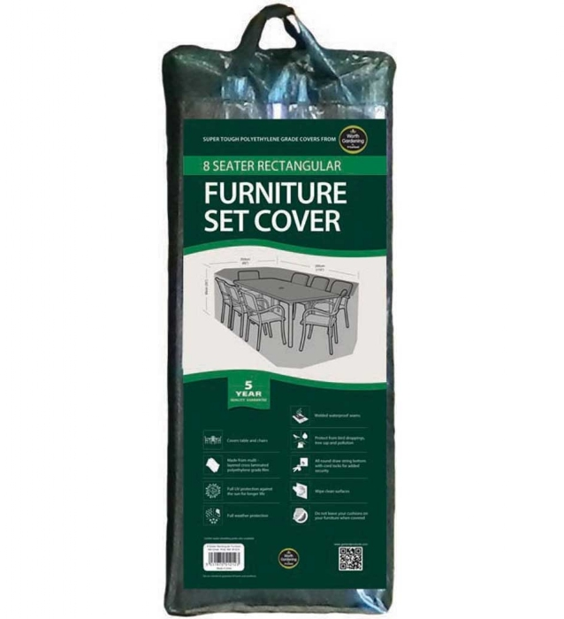 Picture of Garland Patio Set Cover Large