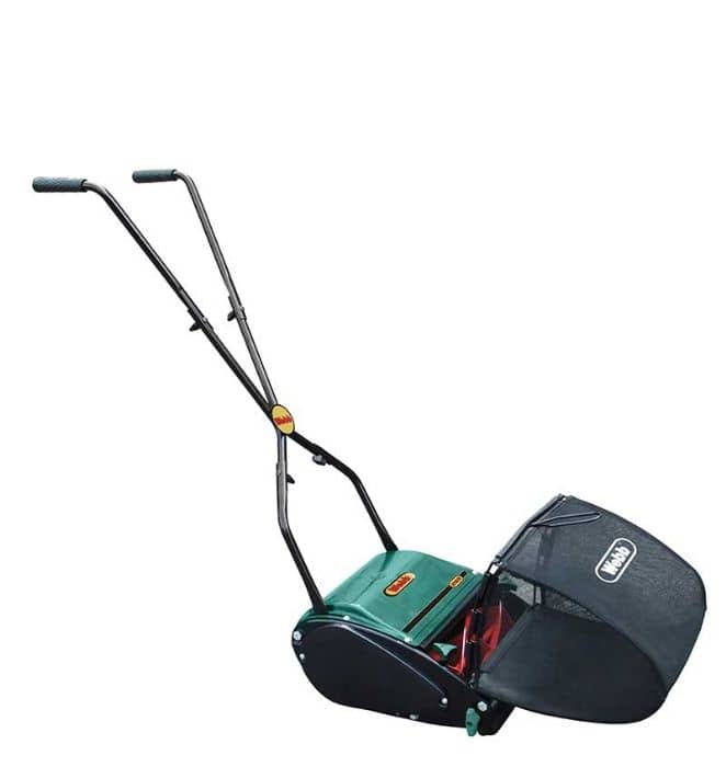 "Picture of Webb 30cm(12"") Rear Roller Push Mower"