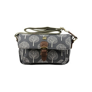Picture of Tweed Small Satchel - Wax Grey Tree