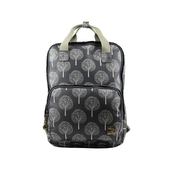 Picture of Tree Of Life Large Rucksack - Wax Grey