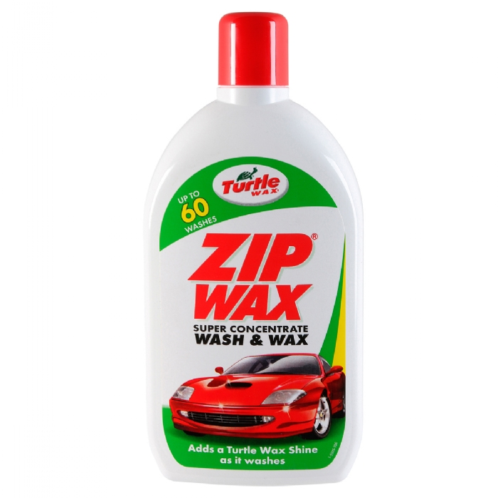 Picture of Zipwax Zipwax Wash & Wax 1ltr