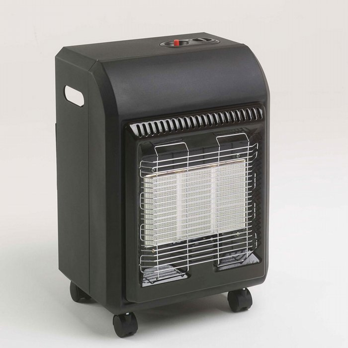 Picture of Lifestyle Cabinet Mini Gas Heater & Regulator