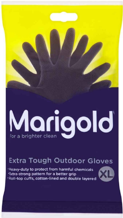 Picture of Marigold Tough Rubber Gloves XLge