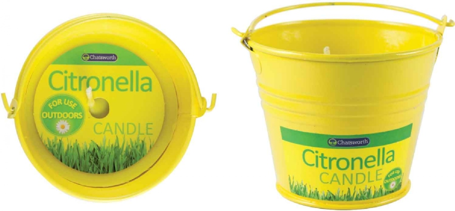 Picture of 151 Products Citronella Metal Bucket Candle