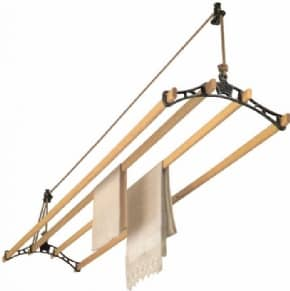 The Original Sheila Maid Wooden Airer