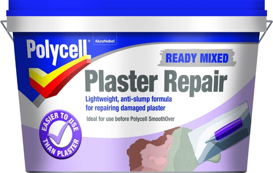 Picture of Polycell 2.5L Plaster Repair Smooth