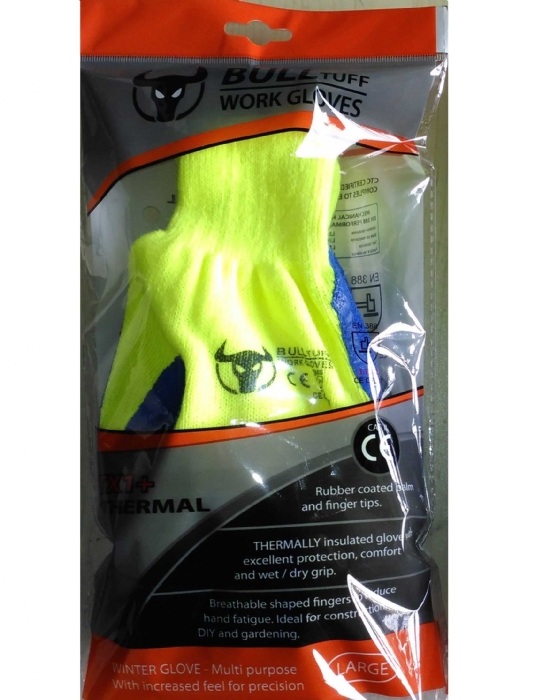 Picture of BullTuff Thermal Work Glove Lg