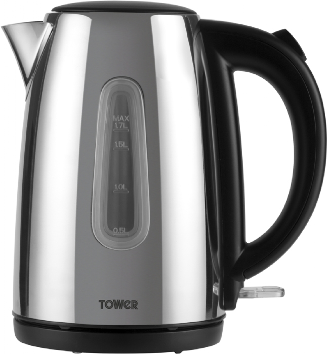Tower T10015P Stainless Kettle