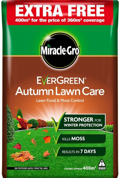 Picture of Evergreen  Autumn LawnCare 400m