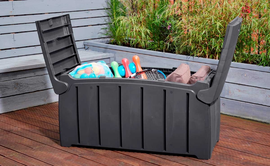 Picture of Strata GN220 Garden Storage Box 300ltr