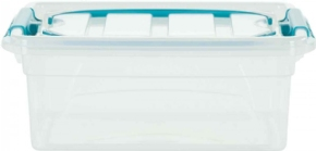 Picture of Whitefurze 5ltr Carry Box & Lid 31x20.5x12cm