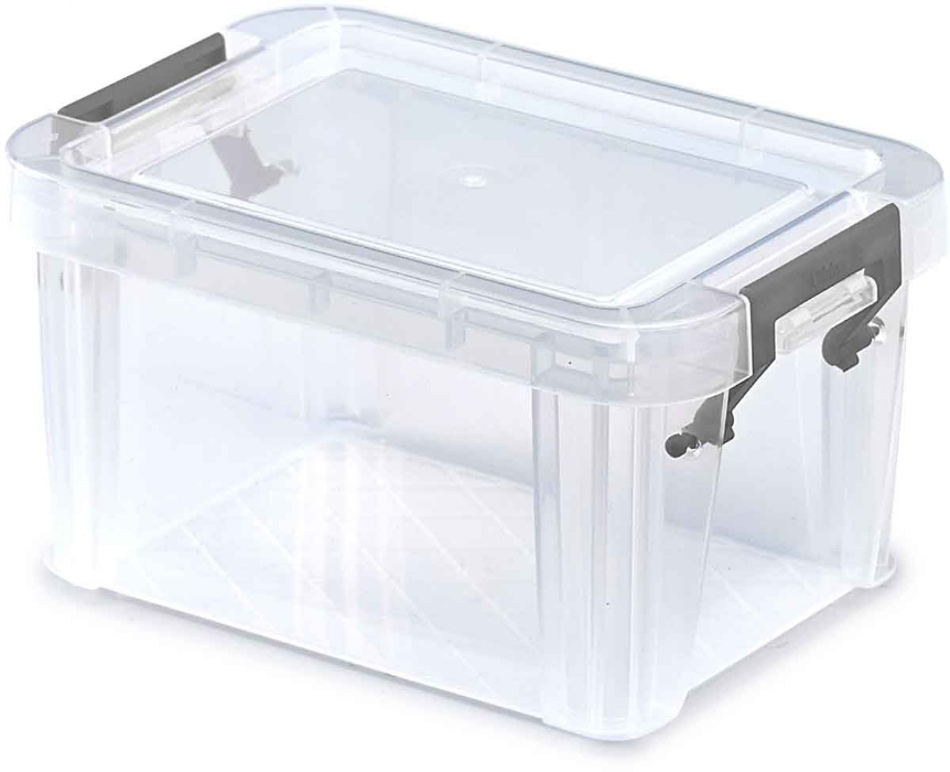 Picture of Allstore 0.5ltr Box With Lid 13x9x7cm