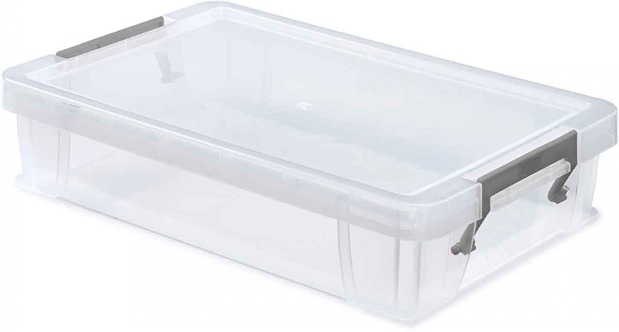 Picture of Allstore 5.5ltr Box With Lid 40x25.5x8cm