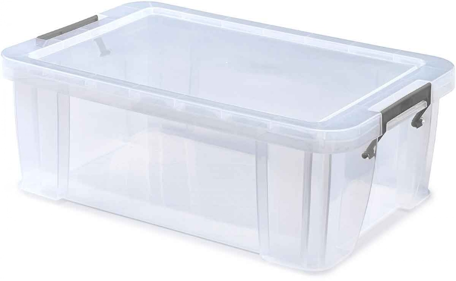Picture of Allstore 15.0tr Box With Lid 47x30x17cm
